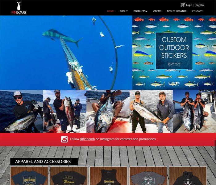 finbomb-homepage
